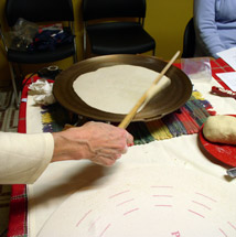 Making Lefse